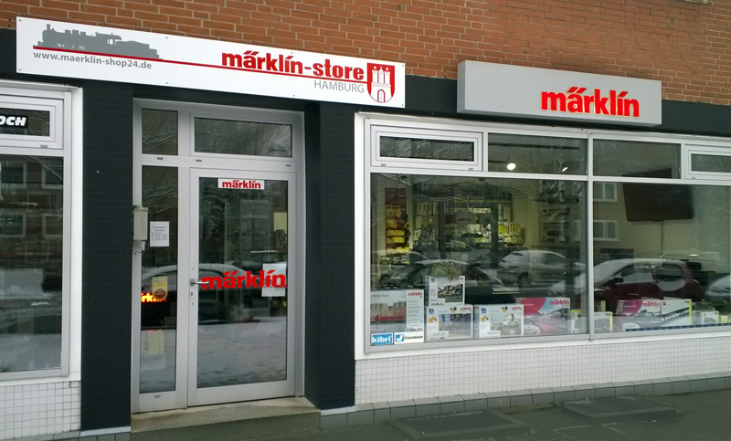 m rklin store hamburg. Black Bedroom Furniture Sets. Home Design Ideas